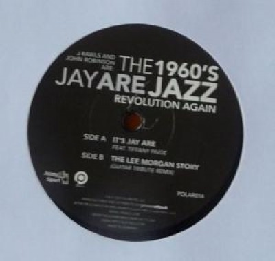 Jay Are – It's Jay Are / The Lee Morgan Story