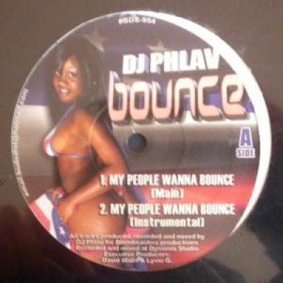 DJ Phlav - Bounce