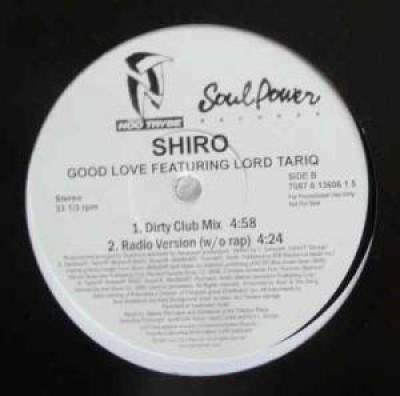 Shiro - Good Love