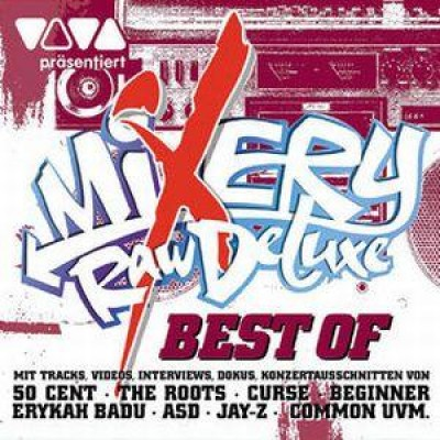 Various - Mixery Raw Deluxe - Best Of