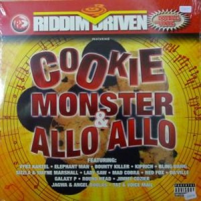 Various - Cookie Monster & Allo Allo
