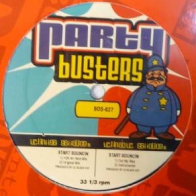DJ Blackout - Party Busters Vol. 5 Start Bouncin'
