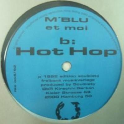 M'Blu Et Moi - David / Hot Hop