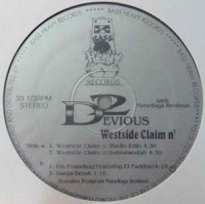 2 Devious - Westside Claim N'