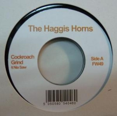 The Haggis Horns - Cockroach Grind