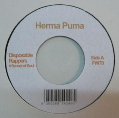 Herma Puma - Disposable Rappers / Psyche Out