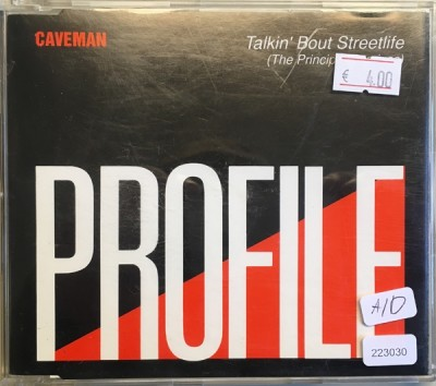 Caveman - Talkin' Bout Streetlife (The Principle Remixes)