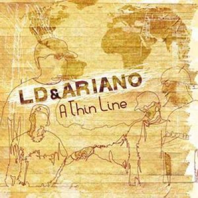 LD & Ariano - A Thin Line (Cd)
