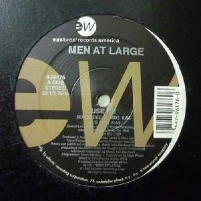 Men At Large - Use Me