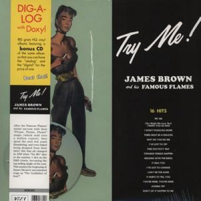 James Brown & The Famous Flames - Try Me!