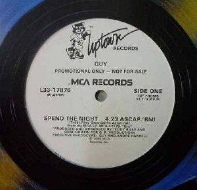 Guy - Spend The Night