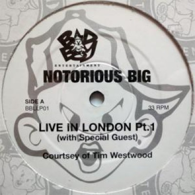 Notorious B.I.G. - Live In London