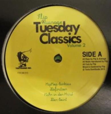 Flip & Average - Tuesday Classics Volume 2