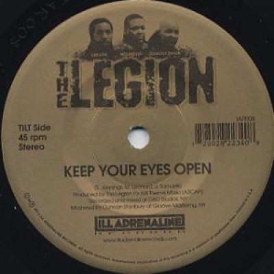 Legion, The - Keep Your Eyes Open