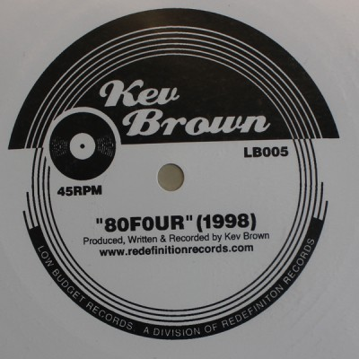 """Kev Brown - """"80four"""" (1998)"""
