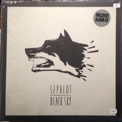DJ Sepalot - Black Sky