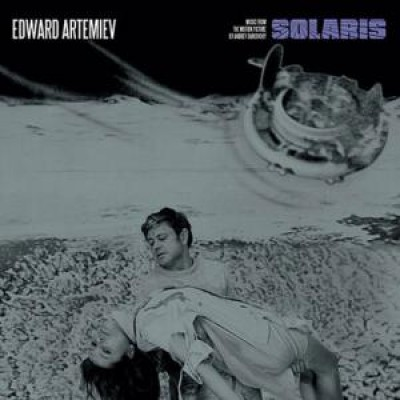 Edward Artemiev - Solaris - Music From The Motion Picture By Andrey Tarkovsky