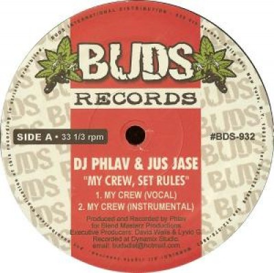 DJ Phlav - My Crew, Set Rules