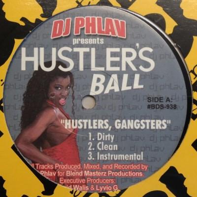 DJ Phlav - Hustler´s Ball