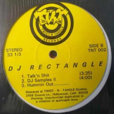 DJ Rectangle - Let The Bass Kick
