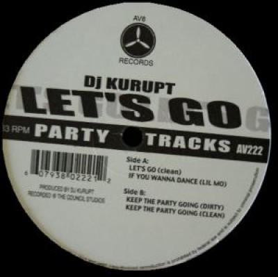 DJ Kurupt - Let's Go