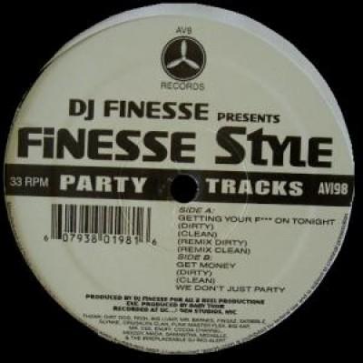DJ Finesse - Finesse Style