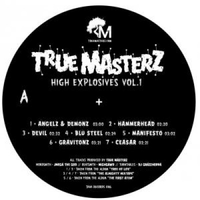 True Masterz - High Explosives Vol.1
