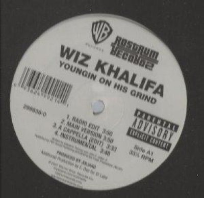 Wiz Khalifa - Youngin On His Grind / All In My Blood (Pittsburgh Sound)