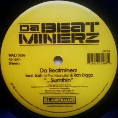 Da Beatminerz - Sumthin' / Another World