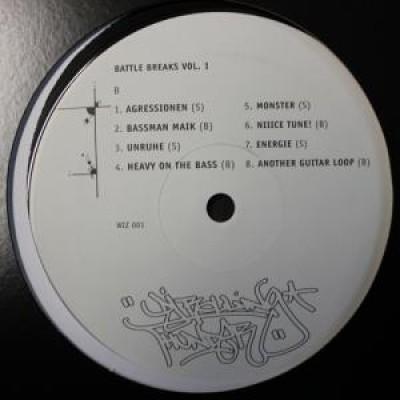 DJ Rolling Thunder - Battle Breaks Vol. 1
