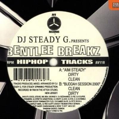 Dj Steady G - Bentlee Breaks