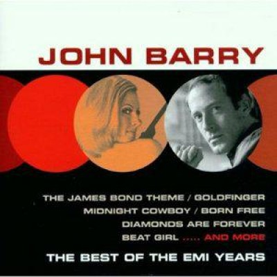 John Barry - The Best Of The EMI Years
