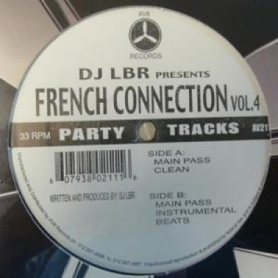 DJ LBR - French Connection Vol. 4