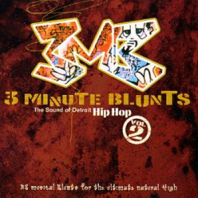 Various - 3 Minute Blunts Vol. 2
