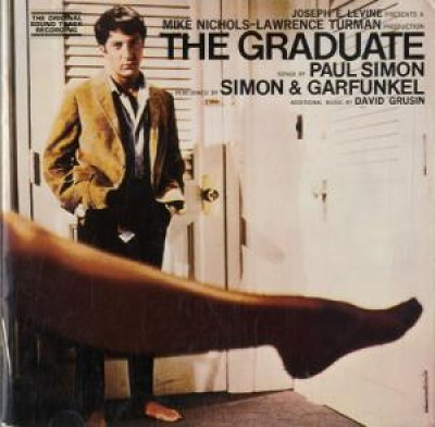 Simon & Garfunkel - The Graduate (Original Sound Track Recording)