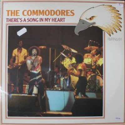 Commodores - There's A Song In My Heart