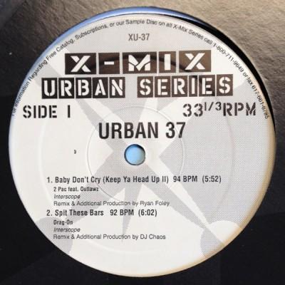 V.A. - X-Mix Urban Series 37