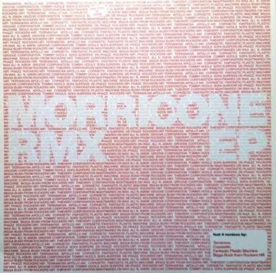 V.A. - Morricone RMX EP
