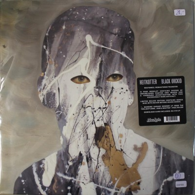 Stephen David Heitkotter - Black Orckid