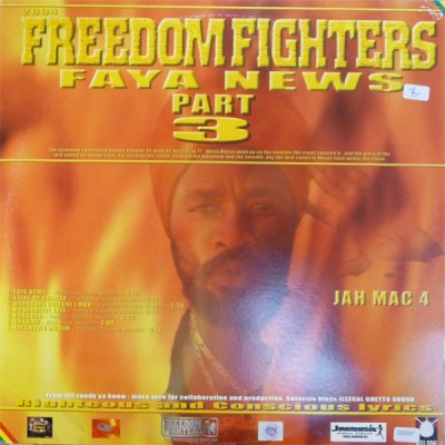 Freedom Fighters - Faya News / No Backward