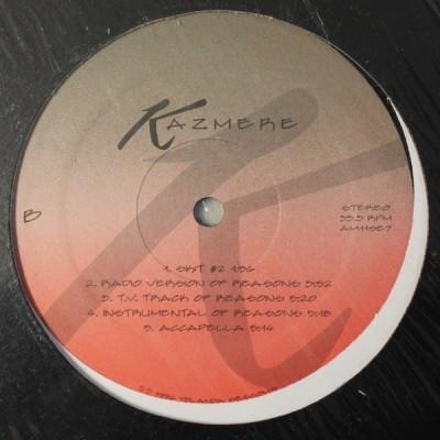Kazmere - Somebody Else / Reasons