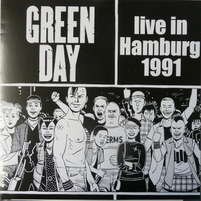 Green Day - Live In Hamburg 1991