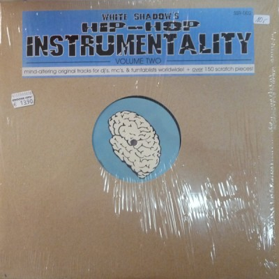 White Shadow - Hip Hop Instrumentality Part 2