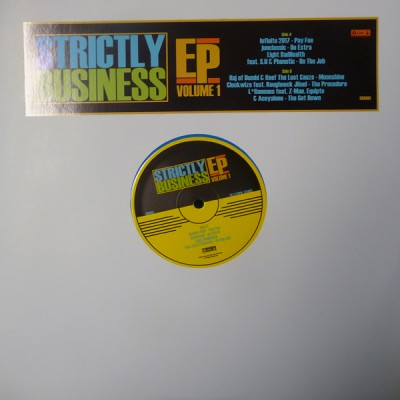 Various - Strictly Business EP