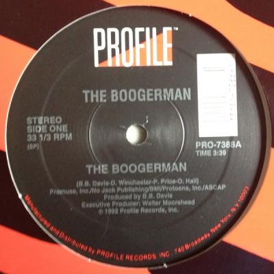The Boogerman - The Boogerman