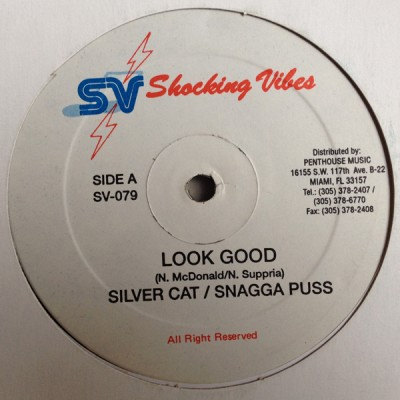 Silver Cat - Look Good / Ratings