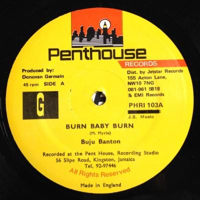 Buju Banton - Burn Baby Burn