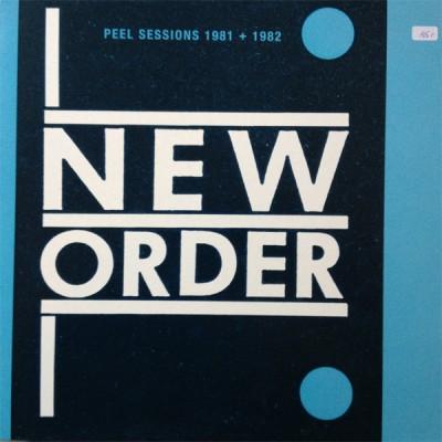 New Order - Peel Sessions 1981 + 1982