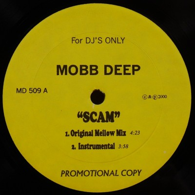 Mobb Deep - Scam