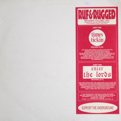 The Ruf - Ruf & Rugged Megamix - Volume 2